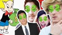 Dünyanın en zengin Youtuber'ları!