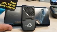 Asus ROG Phone elimizde! Oyun canavarı mobilde! (VİDEO)