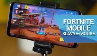 Fortnite Mobile Klavye ve Mouse ile nasıl oynanır?