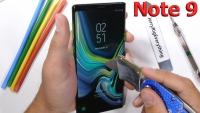 Galaxy Note 9 dayanıklılık testi yayınlandı!