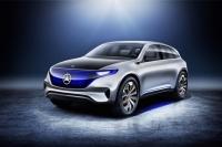 Mercedes Elektrikli Otomobil için vites yükseltiyor!