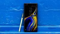 Galaxy Note 9 için kamera güncellemesi!