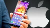 Huawei bir kez daha Apple'ı alt etti!