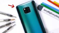 Huawei Mate 20 Pro dayanıklılık testi yayınlandı!