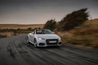 Audi TT 20. yıl özel versiyonu için düğmeye basıldı!