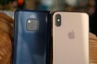Huawei, Apple'ı bir kez daha geride bıraktı!