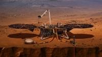 InSight Mars yüzeyinde duyulan ilk sesi paylaştı!