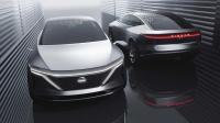 Tesla'nın yeni rakibi 485 beygirlik Nissan IMS tanıtıldı!