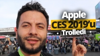 Apple, CES 2019'u trolledi! (VİDEO)