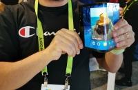 Bükülen telefon FlexPai elimizde! (VİDEO)