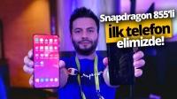 Snapdragon 855'li Lenovo Z5 Pro GT elimizde!