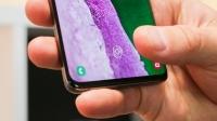 Galaxy S10 parmak izi sensörü nasıl kullanılmalı?