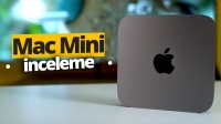 Apple Mac Mini 2018 inceleme!