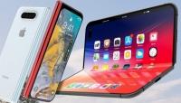 Katlanabilir iPhone yeni bir teknoloji ile geliyor!