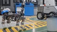 4 ayaklı robot ARAT videoda ortaya çıktı!