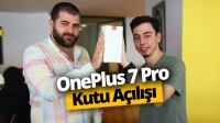 Türkiye'de ilk! OnePlus 7 Pro kutusundan çıkıyor