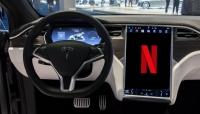 Netflix otomobillere girmeye başladı