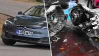 Tesla motorunun içinde neler var? İşte cevabı