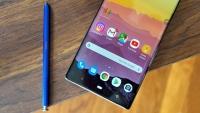 Galaxy Note 10 Lite performans testinde!