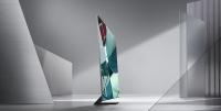 Samsung, çerçevesiz 8K TV modelini tanıttı