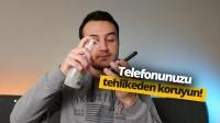 Telefon nasıl temizlenir? (Video)