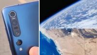 Xiaomi Mi 10 Pro ile uzaydan çekilen fotoğraflar!