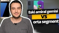 Eski amiral gemisi vs orta segment telefon (Video)