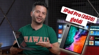 iPad Pro 2020 ve Magic Keyboard elimizde!