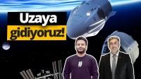 Türkiye Uzay Ajansı ile ertelenen uçuşu izledik