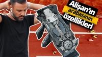Alişan'ın arabasının özellikleri neler?
