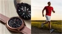 Samsung Galaxy Watch 3 güncellendi: Sağlık