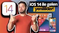 iOS 14 ile gelen efsane yenilikler!