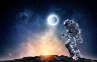 NASA eşi benzeri olmayan uzay fotoğrafı yayınladı!
