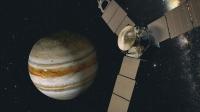 NASA, Jüpiter'in yeni bir videosunu paylaştı