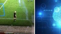 Futbol maçında yapay zekanın ilginç hatası