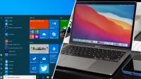 Apple M1 işlemcili Mac ailesi için Windows sürprizi