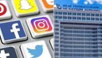 Türkiye sosyal medya platformlarına ilk cezayı kesti!