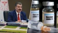 Bakan Koca'dan kısıtlamalar ve aşı ile ilgili açıklama