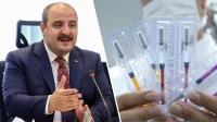 Bakan Varank aşı çalışmalarında son durumu açıkladı
