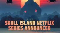 Netflix, yeni anime dizisi Skull Island'ı duyurdu