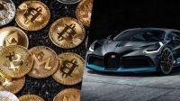 Türkiye'de kripto para ile ilk lüks otomobil alım satımı