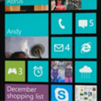 Windows Phone 8'e Güncelleme Yolda