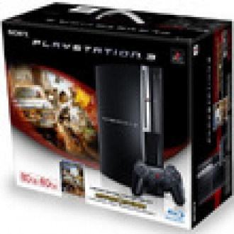 PS3 320GB Alana Uncharted 3 Hediye!