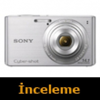 Sony Cyber-Shot W610 Video İnceleme