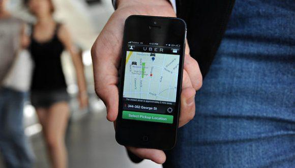 Uber yolcuların puanlarını açıklayacak!