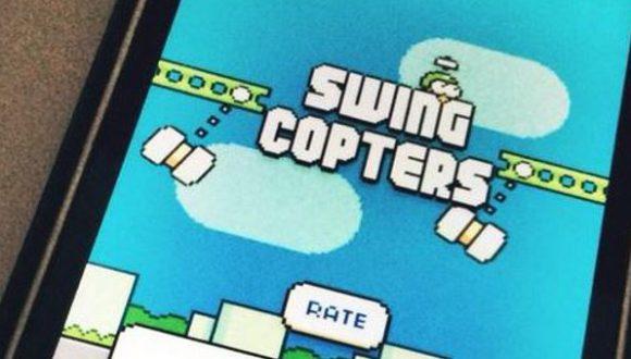 Flappy Bird'den Yeni Oyun