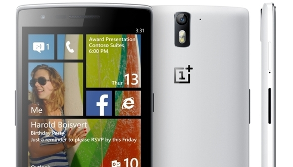 OnePlus'tan Windows Phone Model Gelebilir