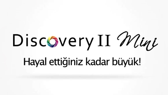 General Mobile Discovery 2 Mini Geliyor