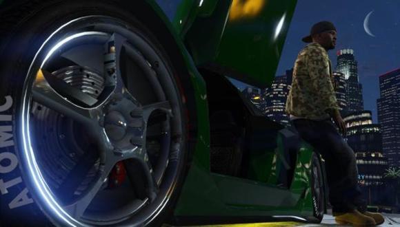 GTA 5'ten PC'ye Özel Son Görseller