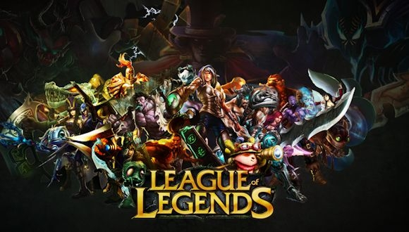 League of Legends Finali Ülker Arenada!